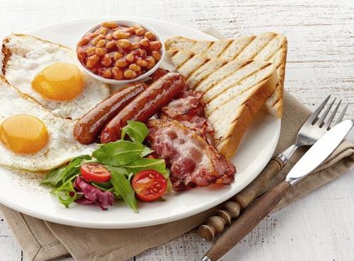 Диета высококалорийный завтрак